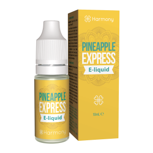 Liquid konopny do waporyzacji Harmony Pineapple Express CBD 300mg (30%), 10 ml